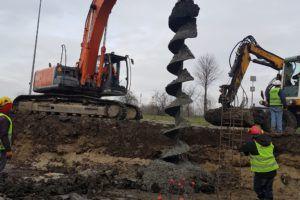 kolumny betonowe